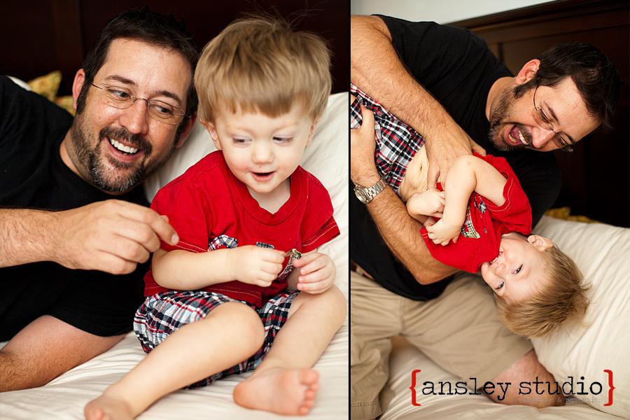 Dad & Noah